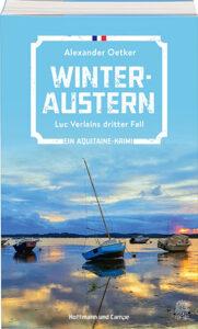 "Buchcover ""Winteraustern"""