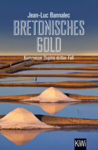 Buchcover Bretonisches Gold