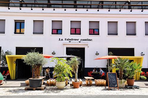 Restaurant La Fabuleuse Cantine