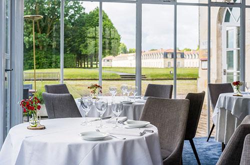 Restaurant Mercure Corderie Royale Rochefort