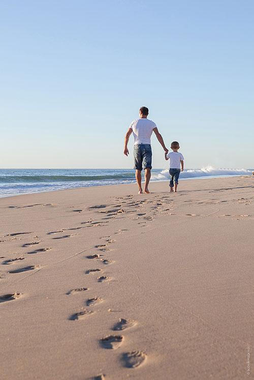 Der Strand von Soulac