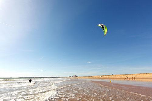 Kitesurfen in St Gilles-Croix-de-Vie