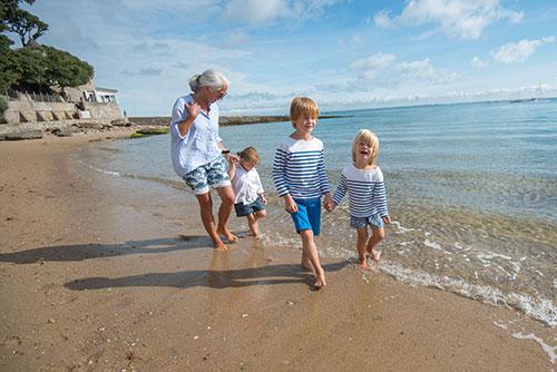 Familienurlaub auf der Ile de Noirmoutier