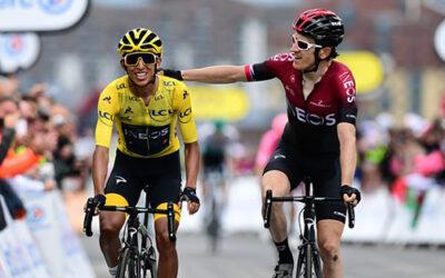 Die Tour de France 2020 an der französischen Atlantikküste