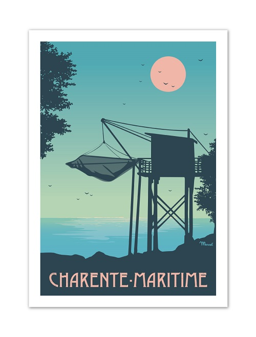 Poster Charente Maritime