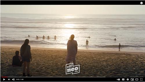 Screenshot der Serie The Last Wave