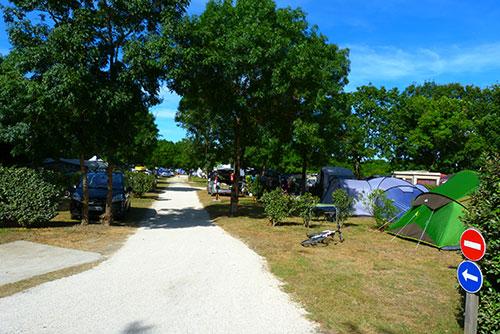 Campingplatz Le Transat in Saint Georges d'Oléron