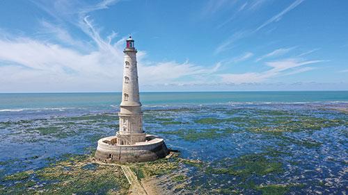 Der Leuchtturm Phare de Cordouan