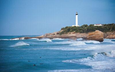 Die sieben schönsten Leuchttürme an der französischen Atlantikküste